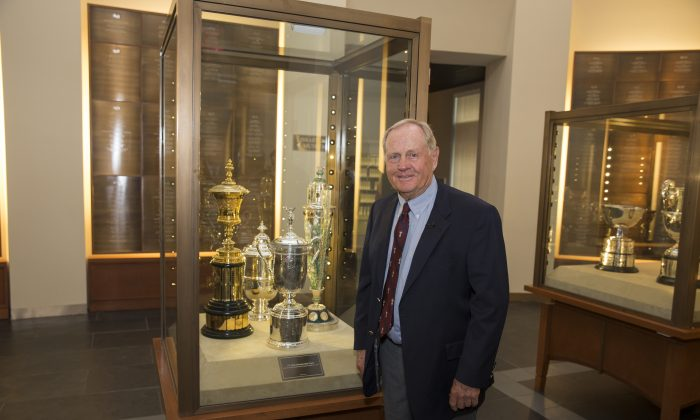 Jack Nicklaus won 18 majors—more than anyone else—including the U.S. Open four times. (© USGA/John Mummert)