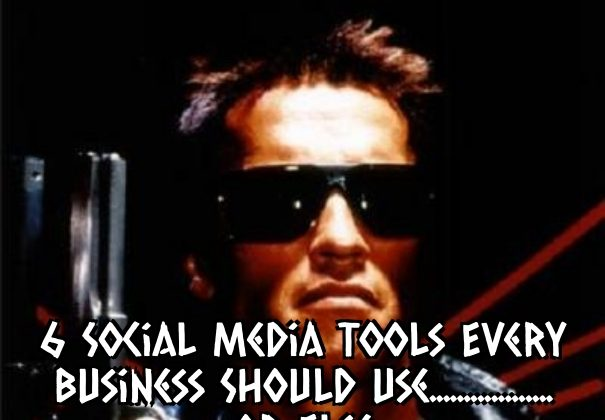 You should use these social media tools