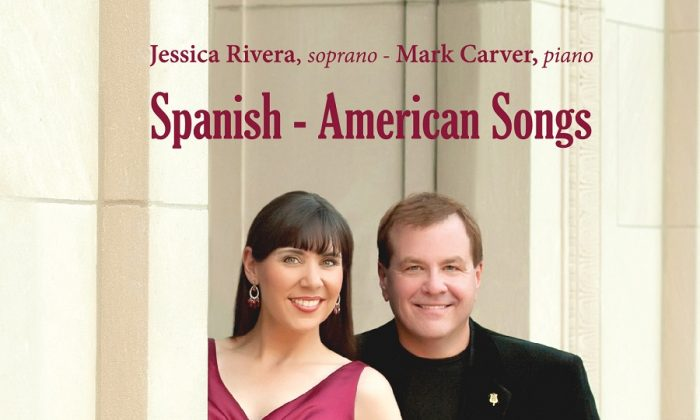 A lovely new collection of songs from Latin America and Spain