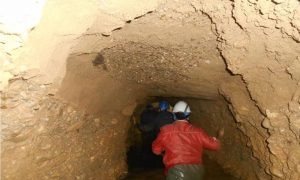 New Discovery of Prehistoric Underground Tunnels at Bosnian Pyramids