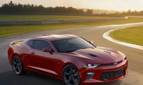 2016 Chevy Camaro Is Lighter, Sleeker, and Ready For Action