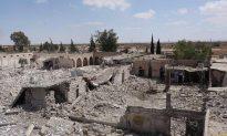 Ex-inmates Regret Destruction of Notorious Syrian Prison