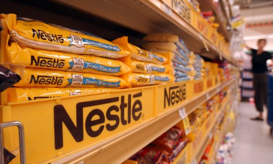 Private Equity Firms Circling Nestle's Skin Health Business: Sources