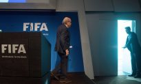 Sepp Blatter Back at Work at FIFA Headquarters Amid Crisis