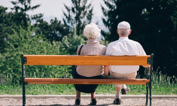 """""""When we think about quality of life for older adults, and improving quality of life, it seems like targeting the individual is only part of the story,"""" says David Sbarra. (Just Call Me Mo/CC BY-NC 2.0)"""