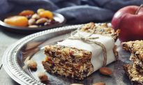 Recipe: Yummy Banana Oat Bars
