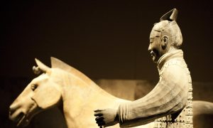 The Story of Ancient China's Trojan Horse