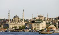 Istanbul in the Footsteps of John Malkovich