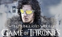 Infographic: What Sunglasses Would Game of Thrones Characters Wear?