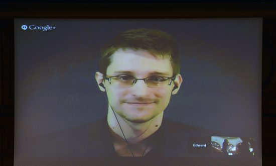 Snowden Argues That The Fight for Privacy Is Far From Over