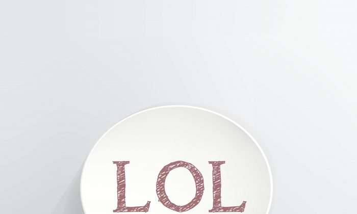 "From ""Ha!"" to ""LOL,"" laughter in text can take on a number of forms and meanings. (Evimerusa/iStock)"