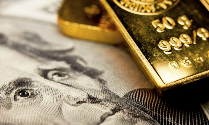 The bill to build a deposit for gold and silver bullion could have far reaching consequences for gold and paper money. (iStock)