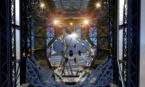 New Telescope Will Be Able to See Back Almost to the Big Bang
