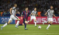 Even Soccer Greats Can't Unravel Messi's Secret