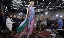 New Gucci Creative Director Puts on Eclectic Resort Show