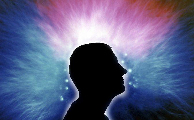 Silhouette of a man (Zdravkovic/iStock) Background: (CarlosGFernandez/iStock)