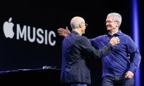Apple Wants a Lead Role in Streaming Music