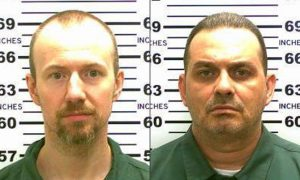 Investigators Believe Prison Employee Was in on Escape Plot