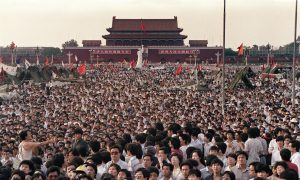 Chinese in Korea Have Found a Novel Way to Raise Awareness About the Tiananmen Massacre