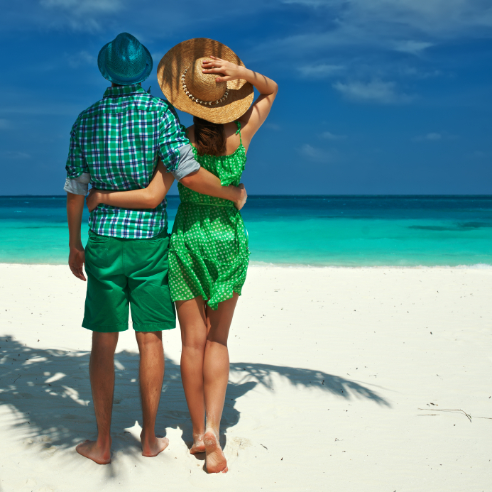 Sunscreen is an important tool for sun protection. Experts also advise wearing and keeping to the shade. (haveseen/iStock)