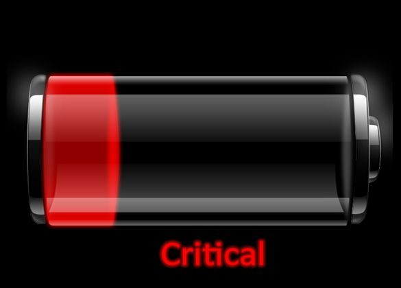 Low-running batteries are the cause of significant anxiety in modern life. (IntelFreePress, CC BY-SA 2.0)