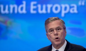 Bush Supports More Troops in Eastern Europe to Stop Putin