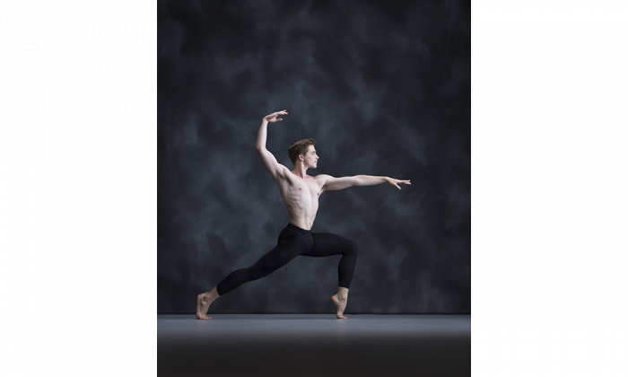 "Harrison James gets the rare chance to dance the lead role in the National Ballet of Canada's 2015 production of ""The Sleeping Beauty."" (Aleksandar Antonijevic)"