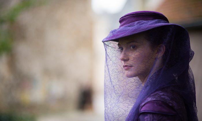 "Mia Wasikowska as Emma Bovary in ""Madame Bovary."" (Alchemy)"