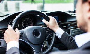 Steering Wheels That Test Blood-Alcohol Are Coming