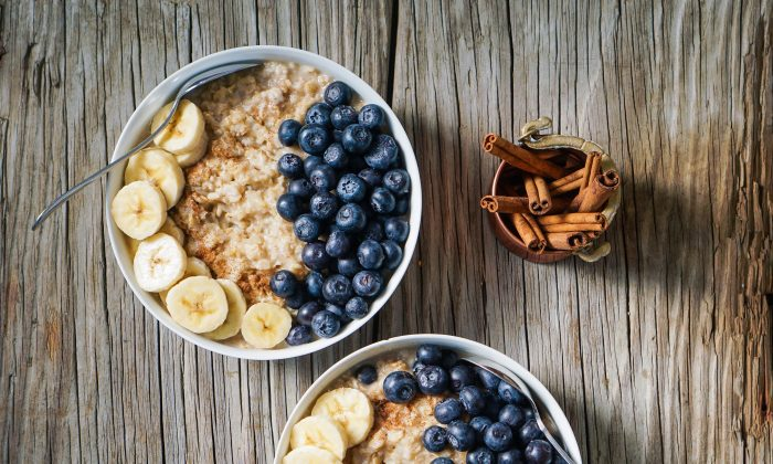 For oatmeal with the consistency of custard, cook it slowly, and once everything is added, no stirring!   (AnastasiaKopa/Shutterstock)