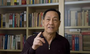 An Old Chinese Political Reformer Weighs in on Lawsuits Against Former Leader