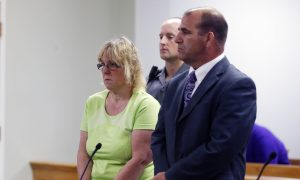 Search Enters 8Th Day After Prison Worker Charged in Escape