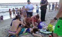2 Youths Hurt in Shark Attacks on North Carolina Coast