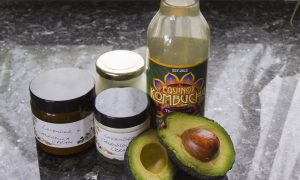 Skin Care That's Good Enough to Eat?