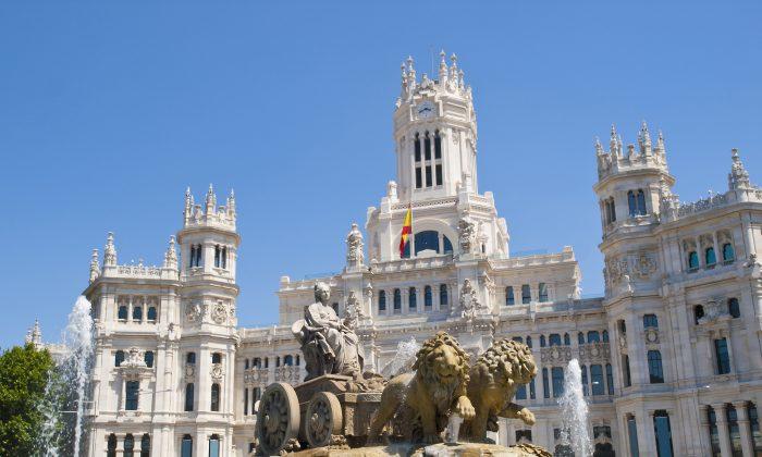 Cibeles Square, Madrid (VICTOR PELAEZ TORRES, iStock)