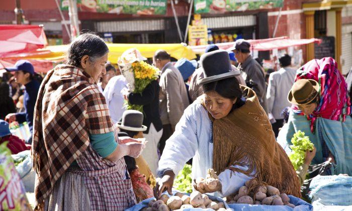 Market, Bolivia (elifranssens, iStock)