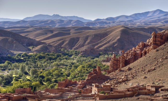 A stock photo shows a village in Morocco (Smithore, iStock)