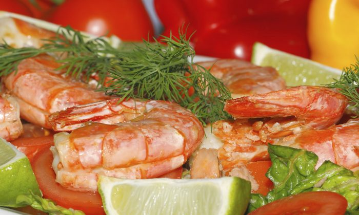 Dilled Shrimp (fototdietrich/iStock)