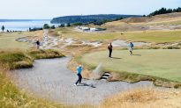 2015 U.S. Open: Architect Robert Trent Jones, Jr. Weighs in on Chambers Bay