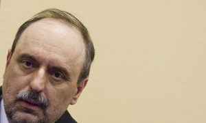 Lawyers: Ex-rebel Serb Leader Too Ill for UN War Crime Trial