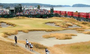 Behind the Curtain at Chambers Bay