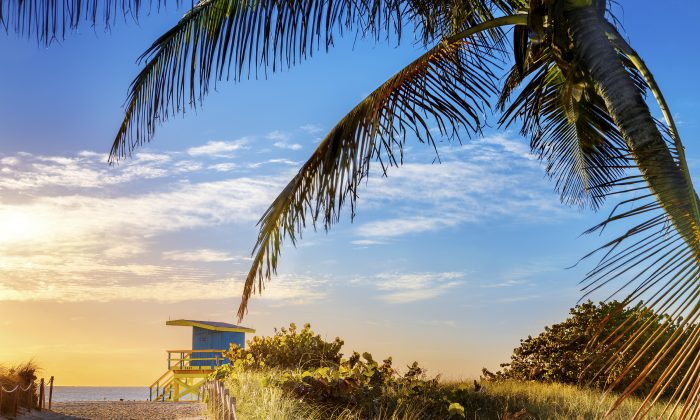 Lifeguard Tower, Miami Beach, Florida (ventdusud, iStock)