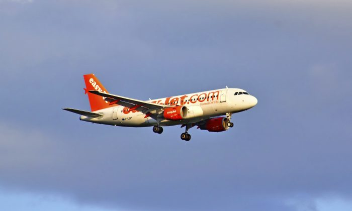 EasyJet Airline Airbus A319 (DarthArt, iStock)