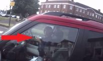 Video: Cyclist Berates Driver for Eating Cereal