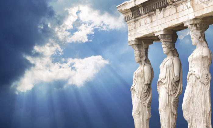 What is Greece all about? Bearded philosophers? Caryatids? Spartans?  (TMSK/iStock)