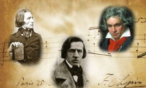 Musician Says Dead, Famous Composers Instructed Her to Create This Music (Listen Here)