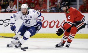 Fake NHL Gear Worth $180,000 Seized Around Stanley Cup Final