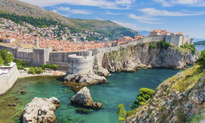 Dubrovnik in Croatia (Bertl123, iStock)