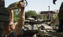 Artillery Attack Rattles Ukrainian City as War With Russian Separatists Heats Up