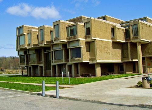 The Orange County Government Center in Goshen New York on Sept. 3, 2005 ( Daniel Case/Wikipedia)